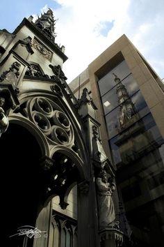 Fotos de la semana: Edificio gótico en Paseo de la Reforma, Ciudad de México | México Desconocido