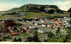 Sundance, WY, 1907...featured in my book Love Finds You in Sundance, WY