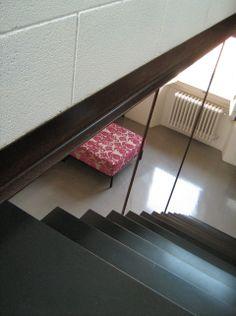 Stairs//Arch. Tommaso Rossi Fioravanti//Barbara Monica