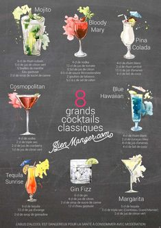 Mixed Drinks Alcohol, Party Drinks Alcohol, Alcohol Drink Recipes, Bar Drinks, Yummy Drinks, Alcoholic Drinks, Cocktail Mix, Cocktail Drinks, Cocktail Recipes