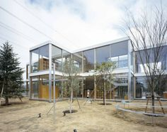 Awesome Hongodai Christ Church School U0026 Nursery By Takeshi Hosaka