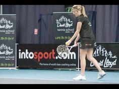 Beginner Serve Drills for Tennis
