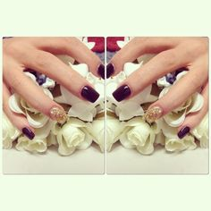 Acrylic nails by Evet BeautyInNails