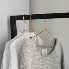 designstuff | copper hangers