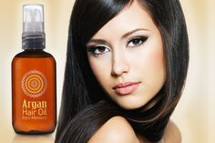 100ml Moroccan Argan Hair Oil