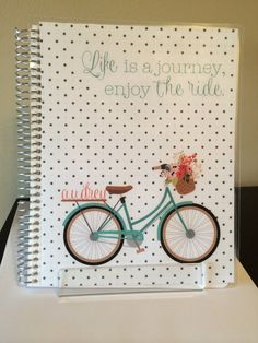 Hey, I found this really awesome Etsy listing at https://www.etsy.com/listing/220661886/enjoy-the-ride-erin-condren-life-planner