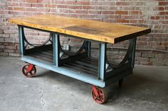 Industrial Chic Furniture | Furniture from Cleveland Art