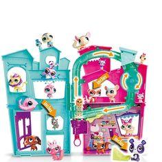 La maison des PetShop – La Grande Récré : vente de jeux et jouets Little PetShop