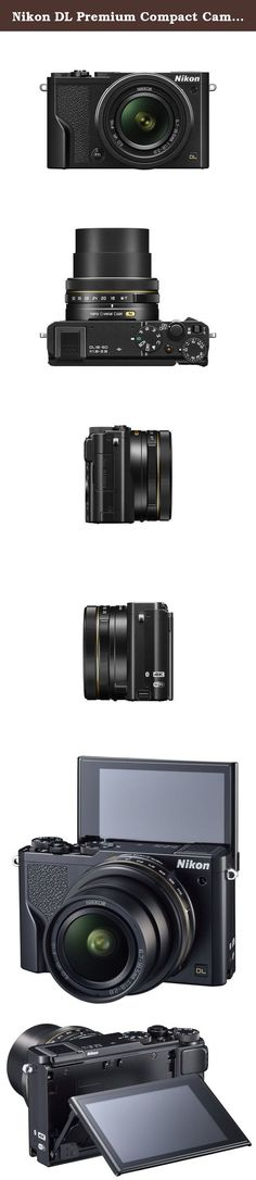 Nikon DL Premium Compact Camera with 18-50mm f/1.8-2.8 Lens. Never again let time or place compromise your creativity. With the Nikon DL18-50 f/1.8-2.8 Digital Camera, you can take pro-level performance wherever you go. This compact wide-angle camera of Nikon's thrilling new DL series, the DL18-50 f/1.8-2.8 is built around an exceptional ultra-wide-angle NIKKOR lens-an 18-50mm equiv. f/1.8 (max aperture) Aspherical ED glass zoom lens with Nano Crystal Coat, HRI elements, Fluorine coat…