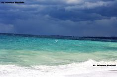 Arriva la befana con vento artico e neve, ma il mare è sempre meraviglioso! Ph. Salvatore Martilotti