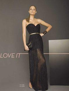 Desejo do dia: vestido longo