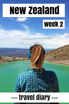 Follow my adventurous journey through New Zealand in my weekly diary. This week I drove all the way up north to the Cape Reinga lighthouse, had a little accident and eventually hiked the famous Tongariro Alpine Crossing.
