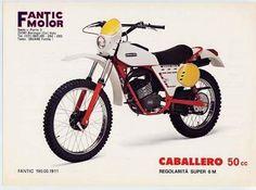 Fantic Motor Canallero 50cc Regolarità Super 6m