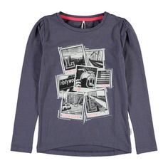 Name It T-shirt lange mouw | Winter collectie | kleertjes.com #Newyork #fashion #kids #kinderkleding #kidsfashion #meisjeskleding #girls #trends