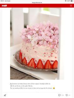 Vanilla Cake, Desserts, Food, Deserts, Dessert, Meals, Yemek, Postres, Eten