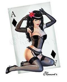 Ace of Diamonds by ted1air.deviantart.com on @DeviantArt