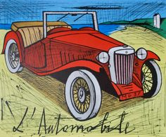 MG 1937 - Bernard Buffet