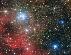 The star cluster NGC 6604 (ESO)