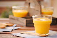 Neus cocinando con Thermomix: Crema de zanahoria al curry