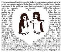 I love penguins... Thiiiiiiiis much.