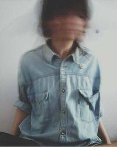Faceless, photography, blur, self portrait,