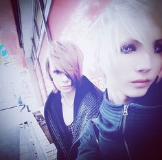 DISREIGN - YOHIO and Tias