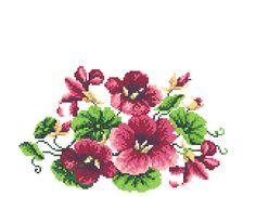 Embroidery Indian cress cross stitch embroidery mashine