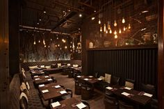 Cocoa Room - Restaurant and Bar Design Awards - Entry 2011/12