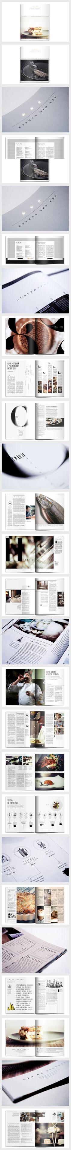 Three stars  Food Magazine