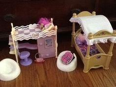 Barbie Stacie's bedroom