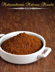 Malvani masala comes from Malvan a town in the Sindhudurg district on the west coast of Maharashtra but being on coastal area in konkon...