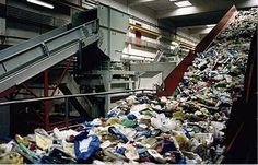 Recycling Plant, Plastic, Image
