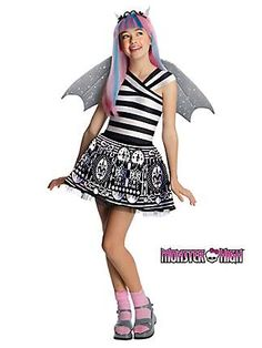 Monster High Costume from the Catch My Party Store #costume #monsterhigh