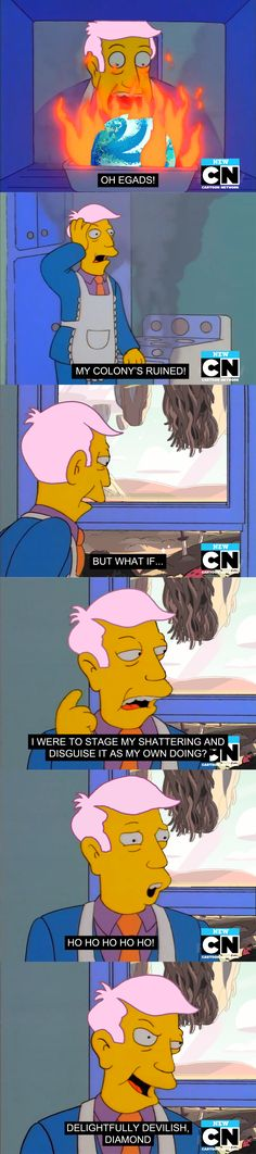 Shattered Hams | Steven Universe | Know Your Meme