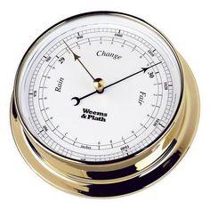 Brass Endurance 125 Barometer