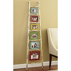 Tapered Ladder Photo Frame from Through the Country Door® | CX452527