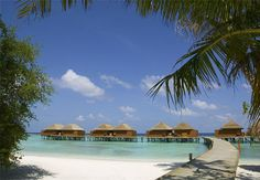 Veligandu Island Resort and Spa, North Ari Atoll // Article: Most Romantic Hotels To Honeymoon