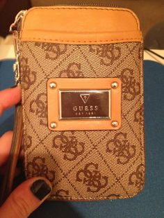 Guess, wallet<3