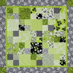 Free Fat Quarter-Friendly Quilt Patterns | AllPeopleQuilt.com
