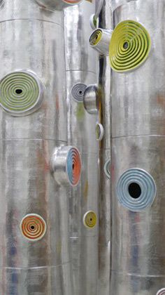 Cerámica de Fausto Salvi en Studiopottery.co.uk - 2008.
