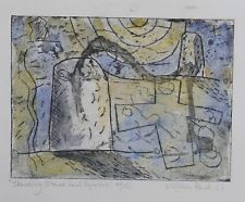 """Limited edition print. """"Standing Stone and Symbols"""" My collection."""