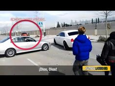 Vídeo: Fã faz emboscada a CR7