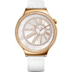 The Most Gorgeous Smartwatch Ever! https://thepatranilaproject.com/huawei-watch-jewel-review/ Tech gadgets for women. Fashionable tech and wearables.