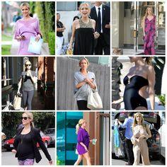 Kristin Cavallari Pregnancy Style