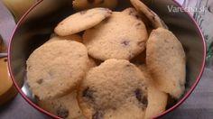 Vanilkové cookies