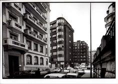 BRAILLARD, Maurice - Maison-ronde - Genève, rue Charles-Giron, 11-19 - (1927-1930) Maurice, Rue, Multi Story Building, Street View, Architecture, Historia, Round House, Switzerland, Contemporary