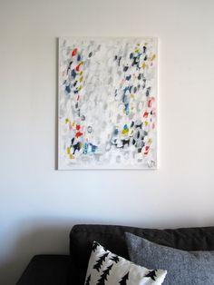 No. 90 - Modern Abstract Painting Adriane Duckworth
