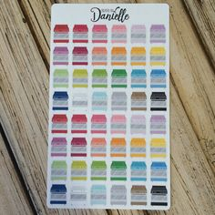 40-50% OFF SALE  Oven Planner Stickers Stove Stickers