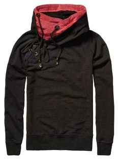 North Face Side Lace Hoodie