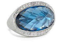 $279 Blue Topaz ~ pretty